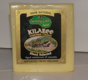 Kerrygold Kilaree Cheddar Cheese Eat Like No One Else