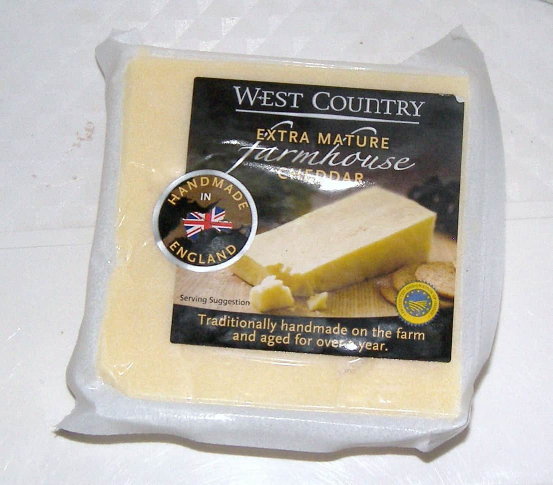West Else: West Country Extra Mature Farmhouse Cheddar