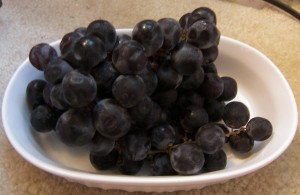 Niabell Grapes