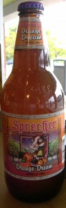 Sprecher Orange Dream