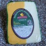 Maple Leaf Irish Harp Cheese
