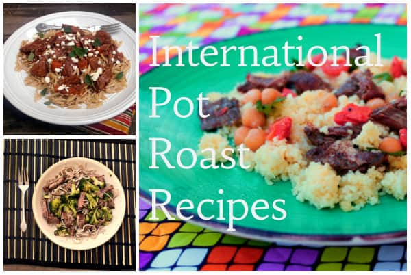 International Pot Roast Recipes