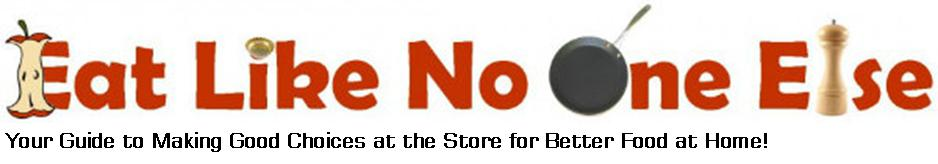 Eat Like No One Else logo