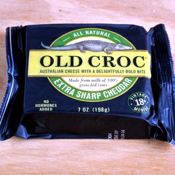 Old Croc Cheese