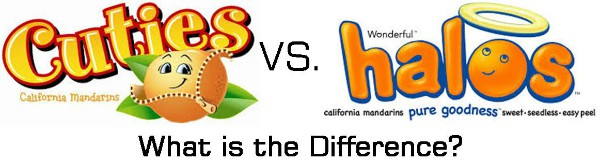 Difference Between Cuties and Halos