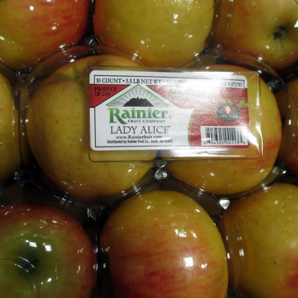 Lady Alice apples Costco