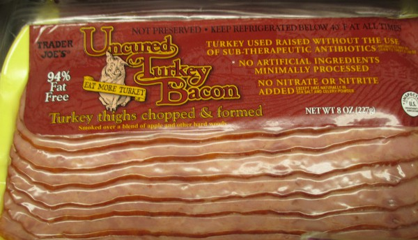 TJ Uncured Turkey Bacon