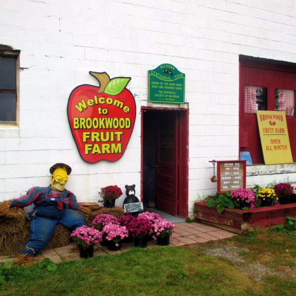 Brookwood Fruit Farm