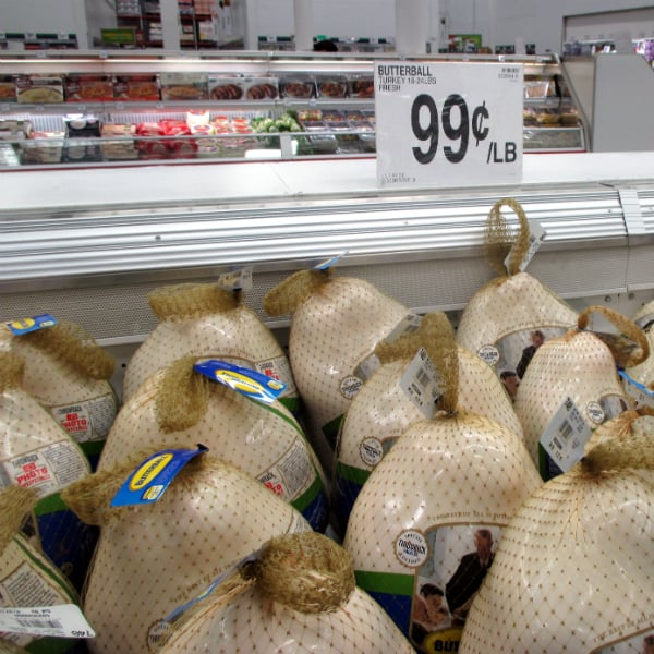 Sam Club Turkey Thanksgiving Prices 2015