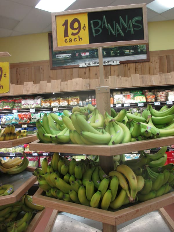 Trader Joe Bananas
