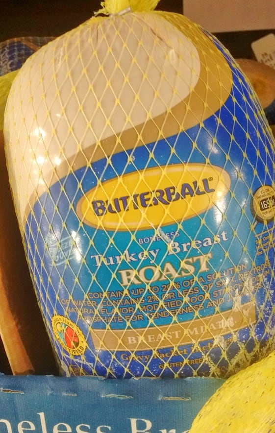Butterball Boneless Turkey Breast Roast for
