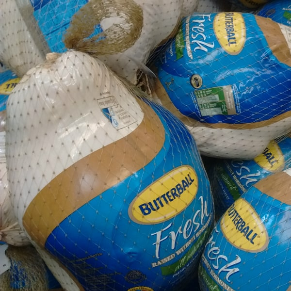Fresh Butterball Turkey 2016 Costco
