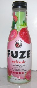 FUZE Strawberry Guava