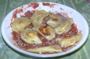 Mozzarella Ravioli