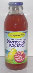 Nantucket Nectar Pomegranate Pear