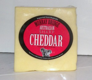 Murray Bridge Sharp Cheddar