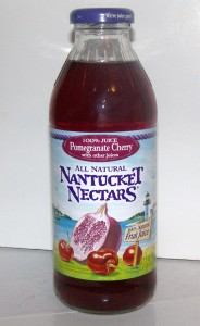 Nantucket Nectar Pomegranate Cherry