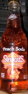 Stewarts Peach Soda