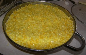 Alton Brown Creamed Corn