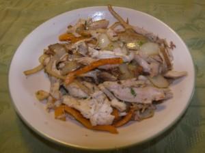Chicken Faijtas Unwrapped