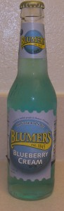 Blumers Blueberry Cream