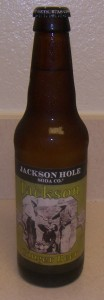 Jackson Hole Ginger Beer