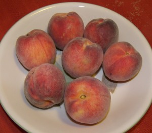 Candor Peaches