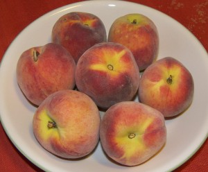 Flaming Fury Peaches