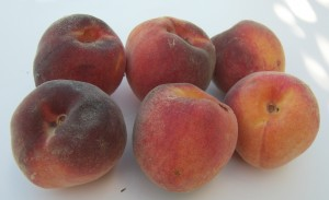 Coral Star Peaches