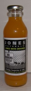 Jones Limes with Orange