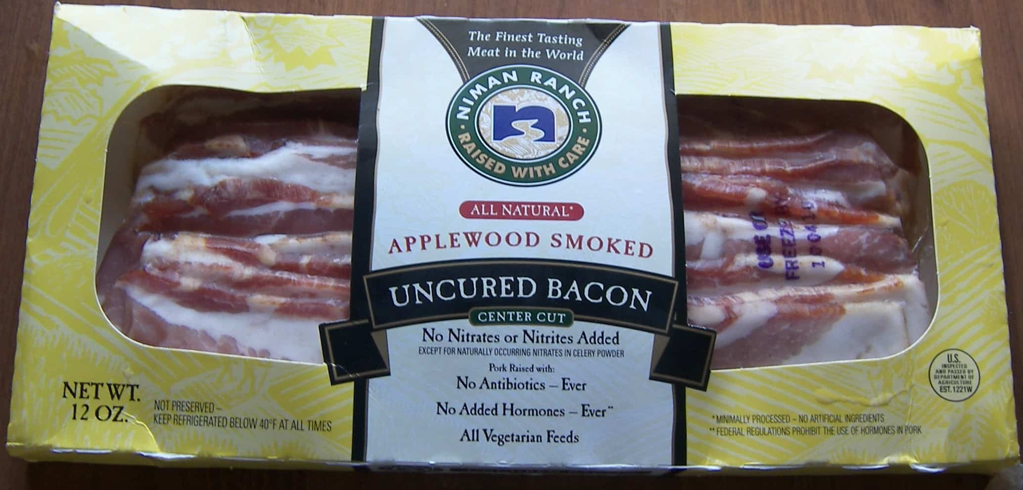 Natural Bacon Cure