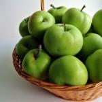 Transparent Apples