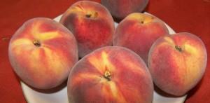 Glowing Star Peaches