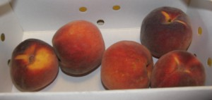 Harrow Beauty Peaches