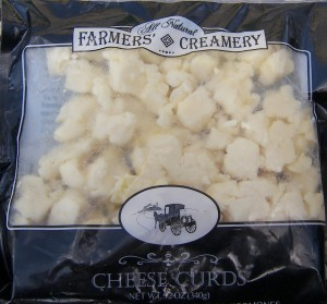 Farmers Creamery Cheese Curds