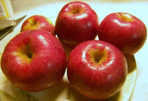 Ida Red Apples