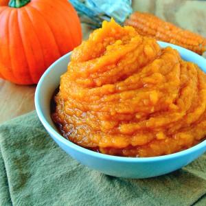 Alton Brown Pumpkin Puree