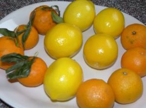 December Citrus