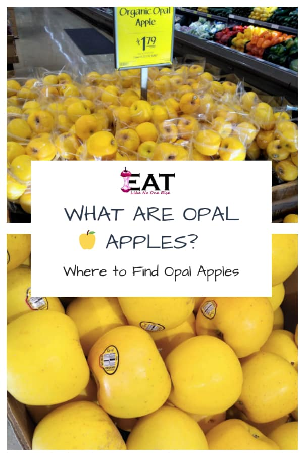 What are Opal Apples