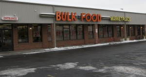 Bulk Food Marketplace