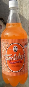 Teddy's Orange Cream