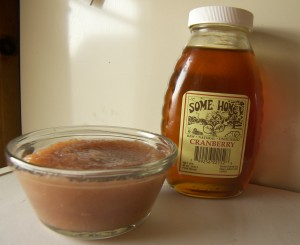 Honey Applesauce
