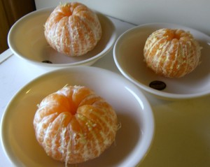Mandarin Taste Test