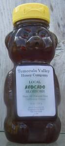 Tecumula Avocado Blossom Honey