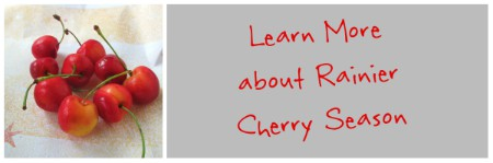 Rainier Cherry Season Ad