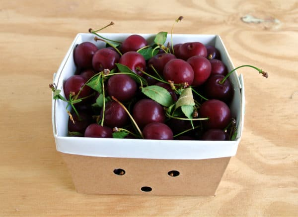 Balaton Cherries