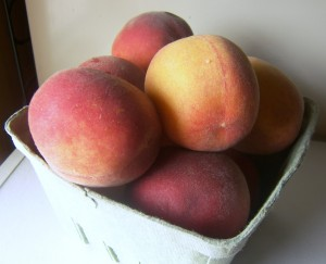 Harrow Diamond Peaches