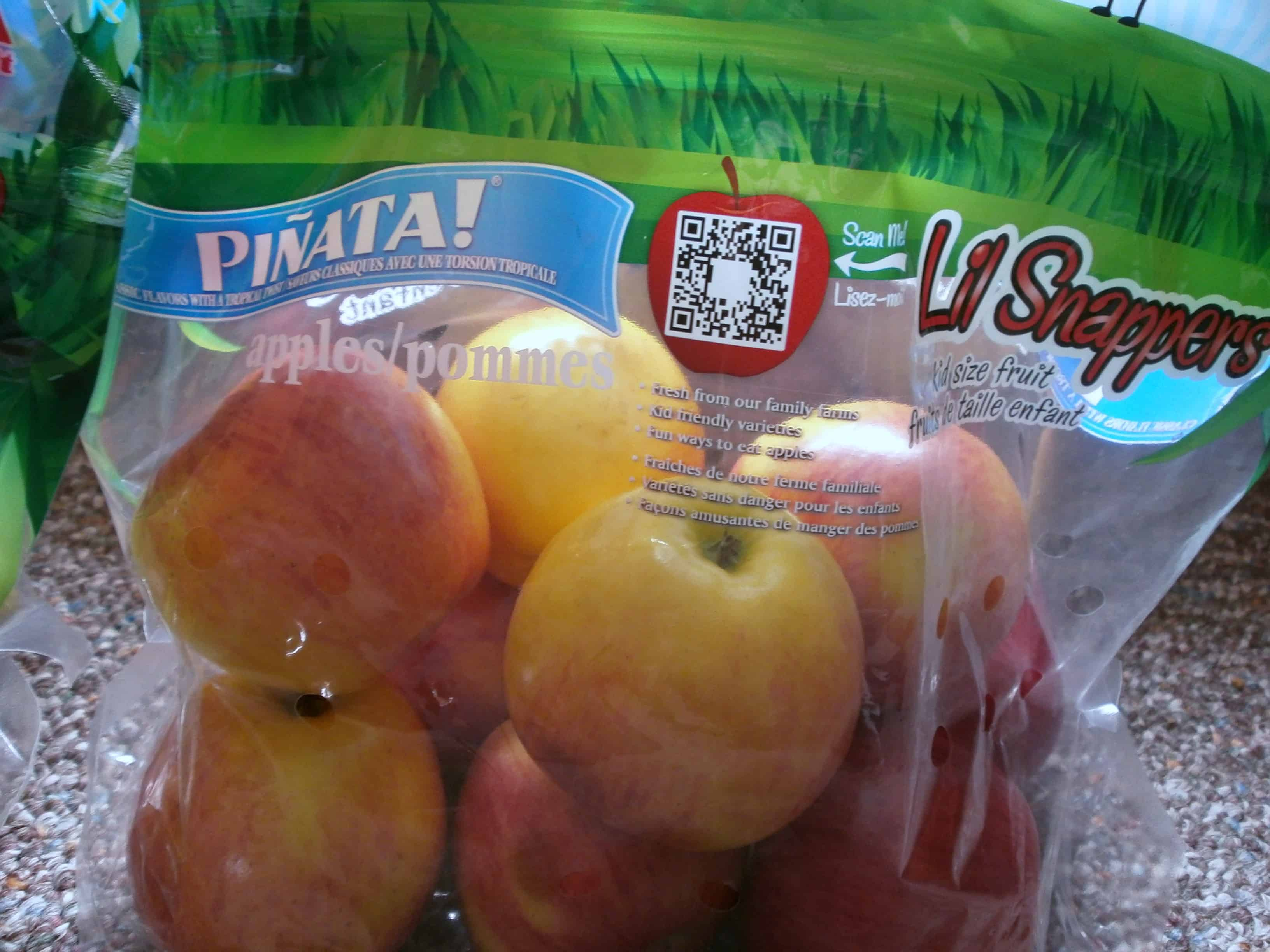 Lil Snappers - Kid Sized Fruit by Stemilt - Eat Like No One Else