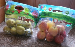 Lil Snappers – Kid Sized Fruit by Stemilt