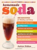 Book Review – Homemade Soda by Andrew Schloss